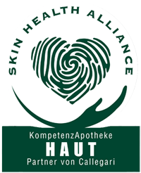Siegel der Skin Health Alliance